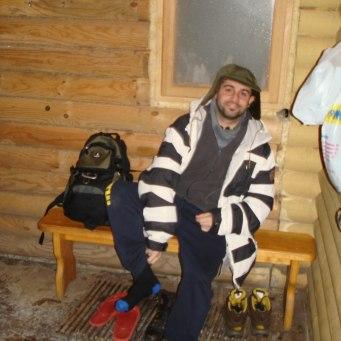Quitandome el frio con mi mujer - 2 9